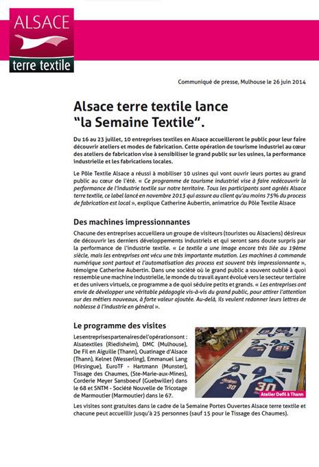 Dossier-Presse-Alsace-Terre-Textile-2014-07-Entreprises-Alsace-Semaine-Textile