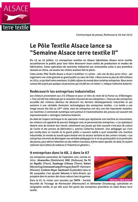 Dossier-Presse-Alsace-Terre-Textile-2015-07-Entreprises-Alsace-Semaine-Textile