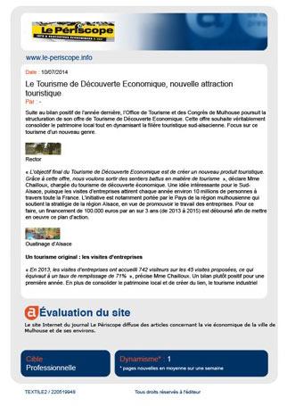20140710_Le_Persicope_Le_Tourisme_de_Decouverte_Economique_nouvelle_attraction_touristique